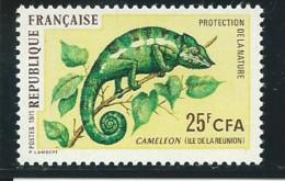 REUNION CFA: **, N° YT 399, TB - Reunion Island (1852-1975)