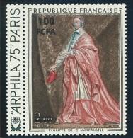 REUNION CFA: **, N° YT 423, TB - Reunion Island (1852-1975)