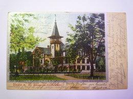 HALLE  A. S.  :  PEISSNITZ-RESTAURANT   1902    - Halle (Saale)