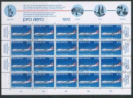 CH 1972 MI 968 KB USED - Suisse