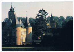 Landcommanderij Alden Biesen - Bilzen (Rijkhoven) - Oostzijde Van Het Kasteel Met Galerij En Kerk - Bilzen