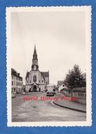 Photo Ancienne - MAULEON - L' Eglise - Automobile - 1956 - Autobus - Lieux