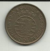 1 Escudo 1946 Guiné Bissau - Guinea Bissau