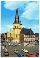 Bilzen - Kerk Sint Mauritius - Stadhuis - Bilzen