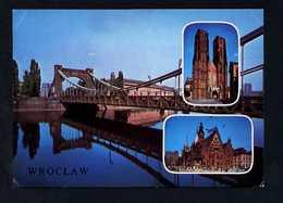 Polonia. Wroclaw *Most Grunwaldzki* Edit. K.A.W. Nueva. - Polonia