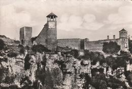 Carte Postale Des Années 50-60 De L'Isère - Crémieu - Vieilles Tours St Hippolyte - Crémieu