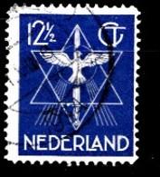 Pays-Bas 1933  Mi.nr. 261 Weltfrieden  Oblitérés / Used / Gestempeld - Gebruikt