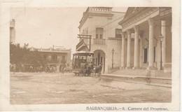 Colombia.Barranquilla:Carrera Del Progreso.Tranvía - Colombia