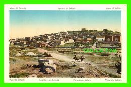 SEFORIS, ISRAEL -  VUE DU VILLAGE DE SEFORIS - - Israel