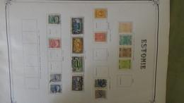 Collection Europe * Et Oblitérés De E à I (Estonie, Fiume, Hongrie, Italie ...) Port Offert Dès 50 Euros D'achat !!! - Timbres