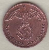 1 Reichspfennig 1940 A (BERLIN) . Bronze - [ 4] 1933-1945 : Troisième Reich