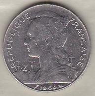 ILE DE LA REUNION. 100 FRANCS 1964 - Kolonies