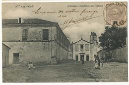 127 Cuba Extincto Convento Do Carmo  Edicion Alberto Malva à Claes Passage Parmentier Paris - Portugal
