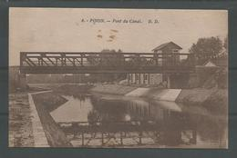 Oude Pk.  4 PINON.- Pont Du Canal - Other Municipalities