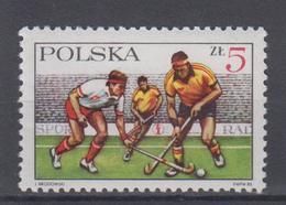 POLAND 1985 FIELD HOCKEY - Hockey (su Erba)