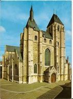 Zoutleeuw - Voorgevel Van De Kerk - Zoutleeuw