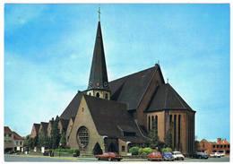 Zwevegem - Sint-Amanduskerk - Zwevegem