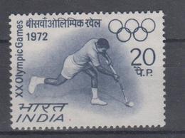 INDIA 1972 FIELD HOCKEY - Hockey (su Erba)