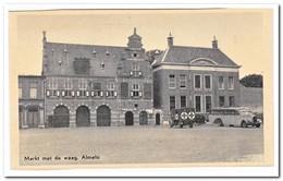 Almelo, Markt Met De Waag - Almelo