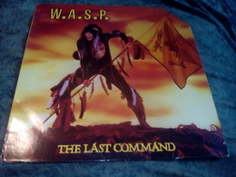 """W.A.S.P. """"The Last Command"""" - Hard Rock & Metal"""