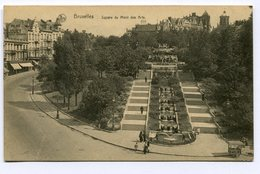 CPA - Carte Postale - Belgique - Bruxelles - Square Du Mont Des Arts - 1926 (CP3643) - Marktpleinen, Pleinen