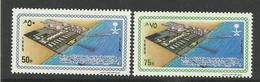 ARABIE SAOUDITE - 1989 -  N°946/7 ** Usine De Dessalement De L'eau De Mer - Arabia Saudita