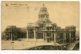 CPA - Carte Postale - Belgique - Bruxelles - Palais De Justice - 1926 (CP3644) - Marktpleinen, Pleinen