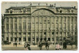 CPA - Carte Postale - Belgique - Bruxelles - Grand Place  (CP3645) - Marktpleinen, Pleinen