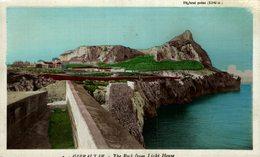 Gibraltar See  2 Fotos - Gibraltar