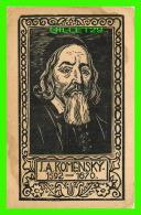 PHILOSOPHE - J. A. COMENIUS KOMESKY (1592-1670) - VYDAL J. HLADKY - - Personnages Historiques