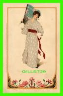 FEMMES - LOI DE BEAUTÉ JAPONNAISE PROTÉGÉE -  ÉCRITE EN 1906 - - Femmes