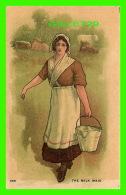 FEMMES - THE MILK MAID - ÉCRITE - - Femmes