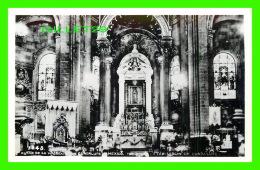 GUADALUPE, MEXICO - ALTAR DE LA VIRGIN OF GRADALUPE - - Mexique