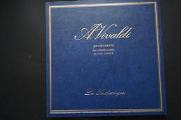 VIVALDI SIX CONCERTOS JEAN PIERRE RAMPAL CLAUDIO SCIMONE  LP  DE 197? - Classical
