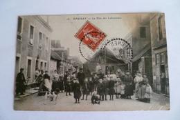 C P A -- 41---- EPUISAY--- La Fete Des Laboureurs . - Other Municipalities