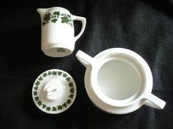 Zuckerdose Und Milchkännchen (147) - Rosenthal (DEU)