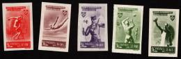 ROM SC #B284-8 MH 1945 Sports CV $10.00 (if NH) - 1918-1948 Ferdinand, Charles II & Michael