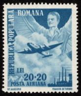ROM SC #CB17 MNH Labor Day, May 1, 1948 CV $10.00 - Airmail