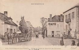 03 - SAINT GERMAIN DES FOSSES - Hôtel De Ville Et Quartier De L' Ormeau - Autres Communes