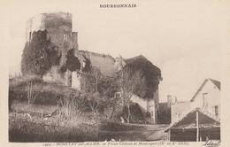 03 - MONETAY SUR ALLIER - Vieux Château De Montcoquet (IXe Ou Xe Siècle) - France
