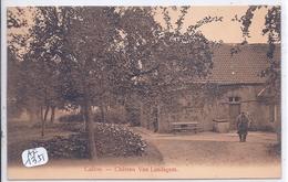 CALLOO- CHATEAU VAN LANDEGEM - Beveren-Waas