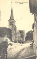 Croixmare, Par Motteville - L'église - Frankrijk