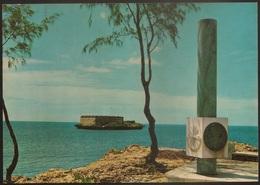 Postal Moçambique Portugal - Ilha De Moçambique - Miradouro Alm. Sarmento Rodrigues E Forte S. Lourenço - CPA - Postcard - Mozambique