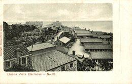 GIBRALTAR BUENA VISTA BARRACKS NO 23 - Gibraltar