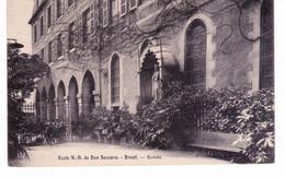 Brest - Ecole Notre Dame De Bon Secours - Entrée - Brest