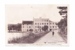 Virlet, Moulin De Bellaigue, Bâti Sur L'emplacement Même De Celui Des Moines De L'abbaye, éd. Bougerolle - Francia