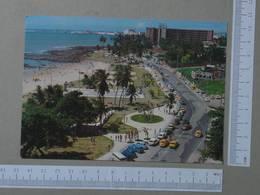 BRASIL - PRAIA DO MEIRELLES -  FORTALEZA -   2 SCANS  - (Nº23436) - Fortaleza