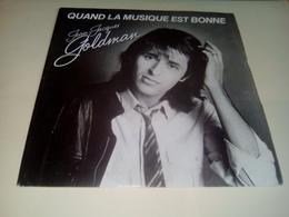 """JEAN JACQUES GOLDMAN """"Quand La Musique Est Bonne"""" - Other - French Music"""