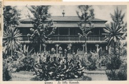 Y73.  Africa Orientale Italiana - Gimma - La Villa Vicereale - 1940 - Ethiopia