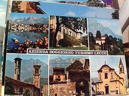 LECCO AZIENDA SOGGIORNO TURISMO VEDUTE VARIE,GIRO DELLA CITTA  N1979 GS1617 - Lecco